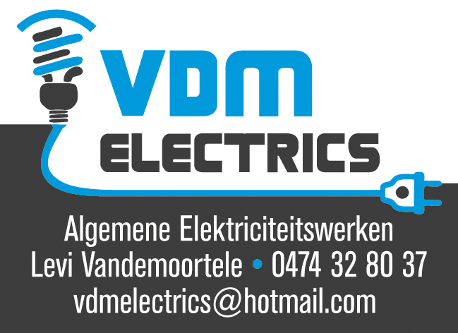 VDM Electrics logo 02